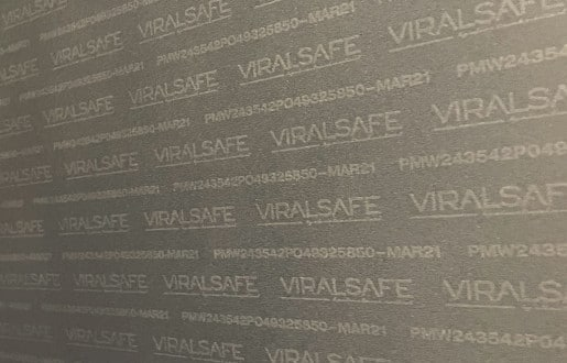 CTM ViralSafe products for surfaces